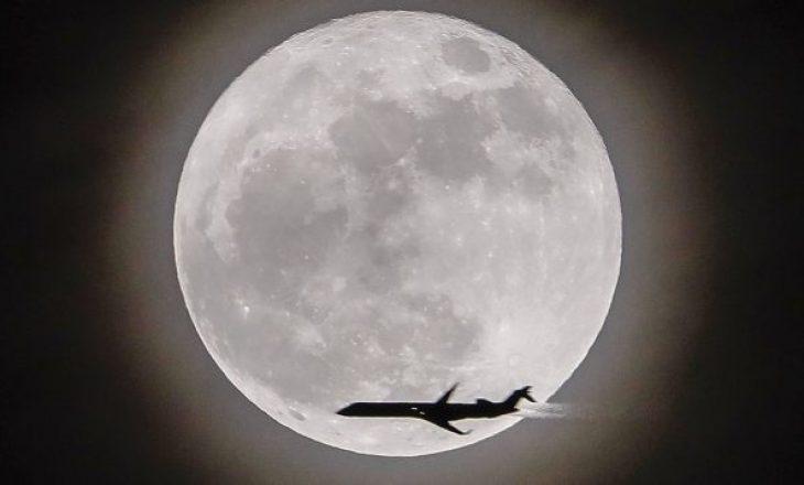 Hëna më e madhe e vitit më 19 shkurt