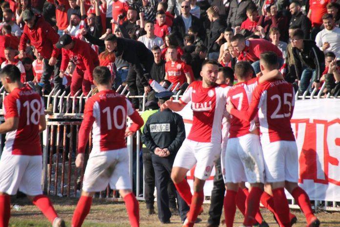 Gjilani vazhdon përgatitjet intensive për ndeshjen me Lirinë
