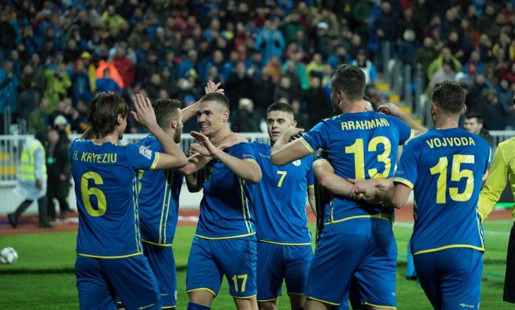FIFA me renditje të re, Kosova ngritet më lartë