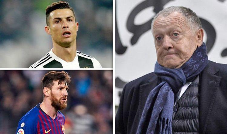 Presidenti i Lyonit: Messi i dobët kundër Lyonit, Ronaldo më i mirë