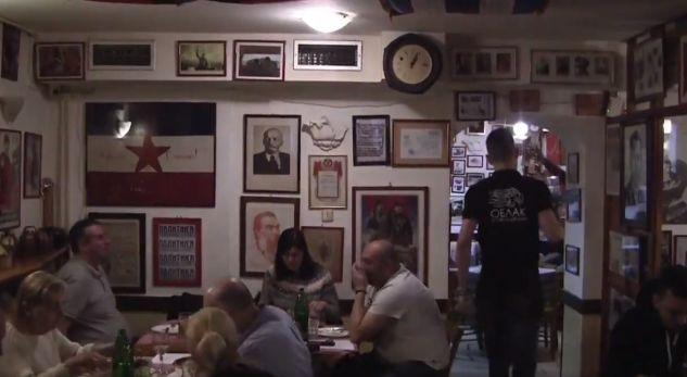 Beograd, meny speciale me ushqimet e vendeve që nuk e njohin Kosovën