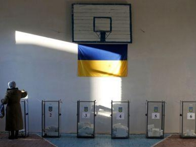 44 kandidatë për zgjedhjen e presidentit në Ukrainë