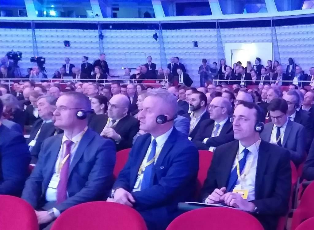 """Drejtori i Përgjithshëm i Policisë së Kosovës po merr pjesë në """"Kongresin e Policisë Evropiane"""""""