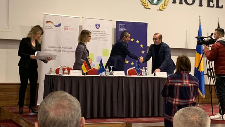 Gjilani përfiton grant të përformancës në fushën e mjedisit
