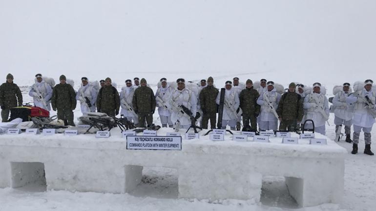 """FSK-ja pjesë e ushtrimit fushor """"Winter exercise 19"""" në Turqi"""
