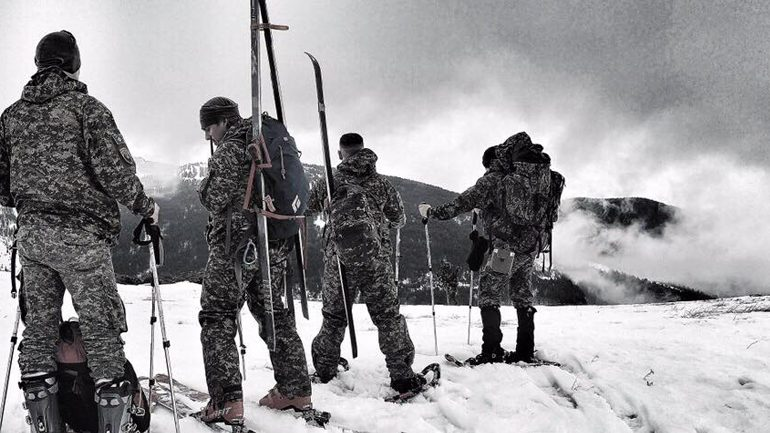FSK-ja shkatërron ortekët e borës në Brezovicë