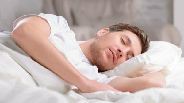 Gjumi lufton infeksionet në organizëm
