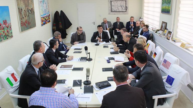 Gjilani miraton Librin për Menaxhimin e Financave Publike dhe Kodin e Etikës Komunale