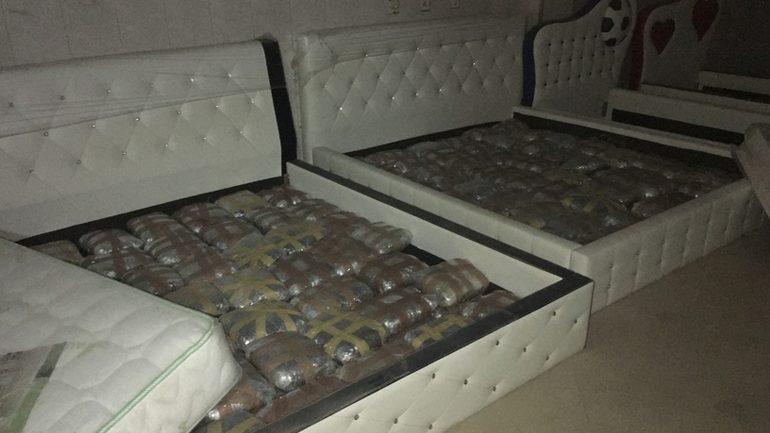 Arrestohen gjashtë të dyshuar, konfiskohen mbi 200 kg substancë narkotike