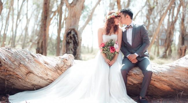 Martesa mes moshës 23-32 vjet ua zgjatë jetën