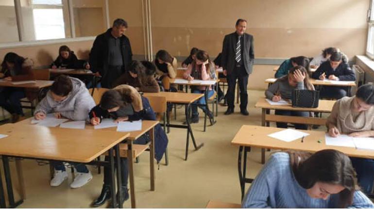 Mbahen Olimpiada Matematike me nxënësit e shkollave përkatëse të Komunës së Kamenicës