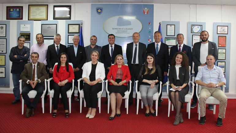 Gjilani organizon 23 debate publike për Planin Zhvillimor Komunal