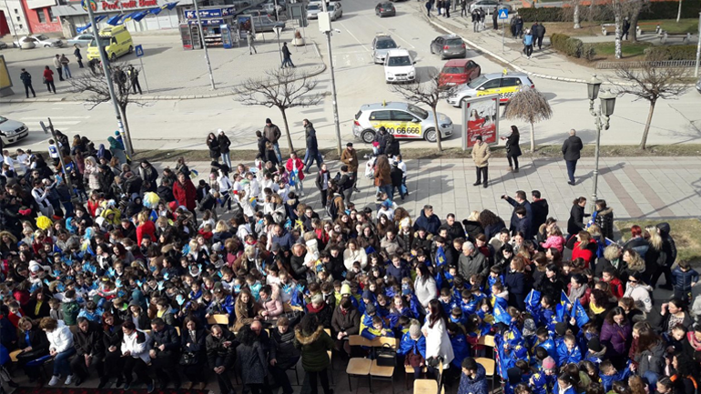 Në Gjilan, tri ditë aktivitete për nder të 17 shkurtit