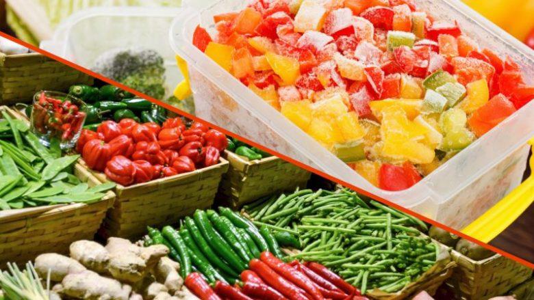 Ushqimet që rikthejnë gjakun e humbur