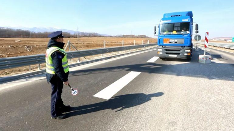 Policia në aksion për identifikim të automjeteve që qarkullojnë në gjendje jo të kënaqshme teknike