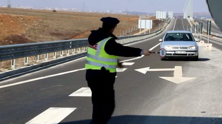 Policia vazhdon angazhimin shtesë në kontrollimin e shpejtësisë në autostrada