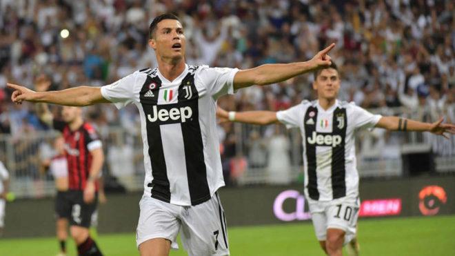 Ronaldo ky gjigant që ktheu vëmendjen në futbollin italian
