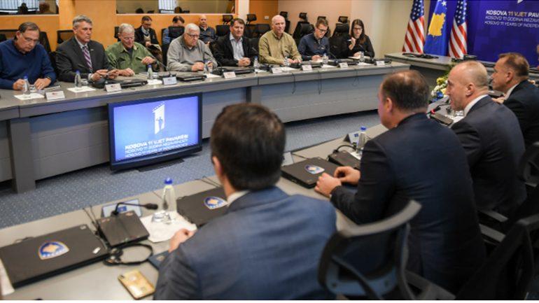 Haradinaj: Përgjithmonë të rreshtuar krah Amerikës, jemi aleatët më besnikë të saj