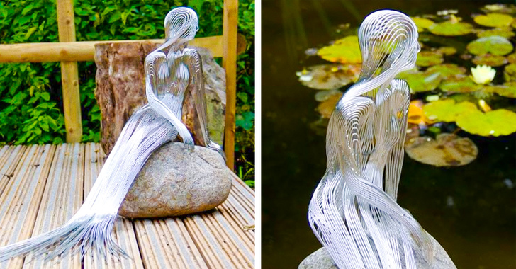 Të shikoni skulptura ndiheni të lumtur, aktivizojnë lumturinë