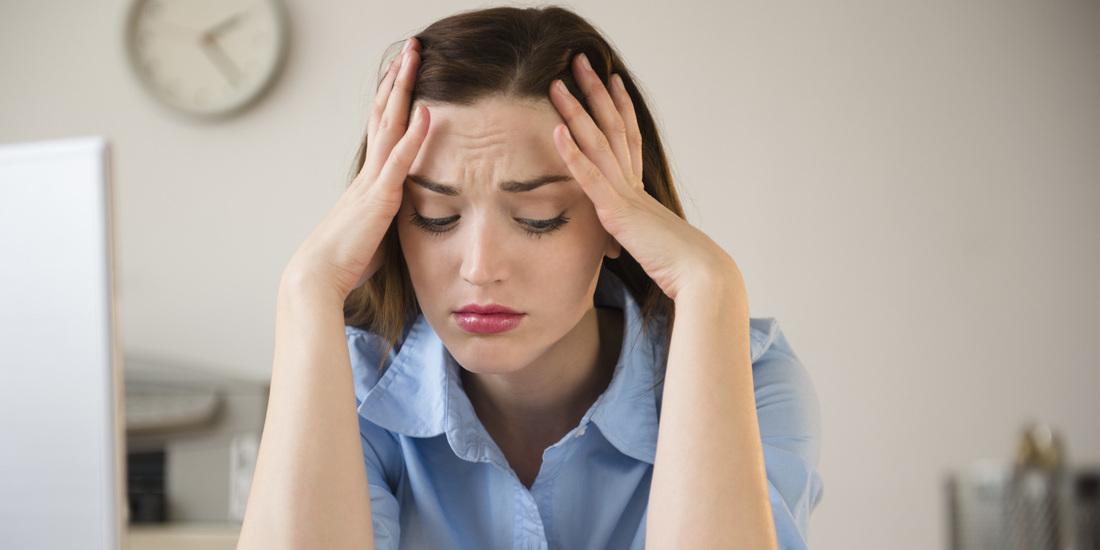 Stresi nuk i largon kilet e tepërta, e vështirëson procesin