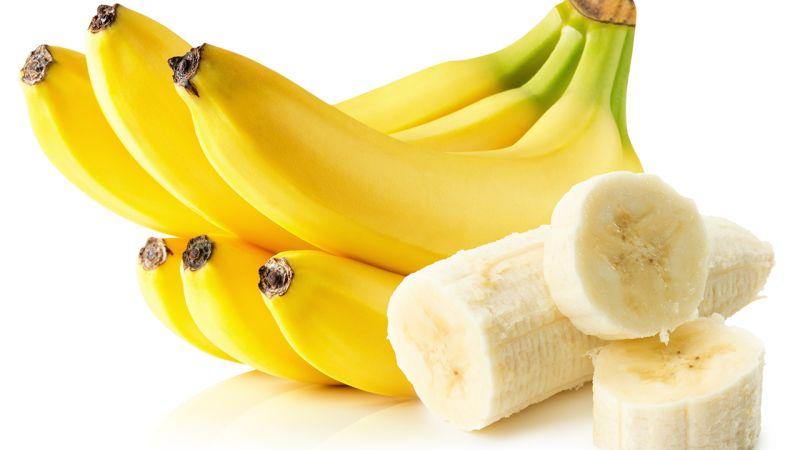 Dy banane në ditë për organizëm të fortë dhe të shëndetshëm