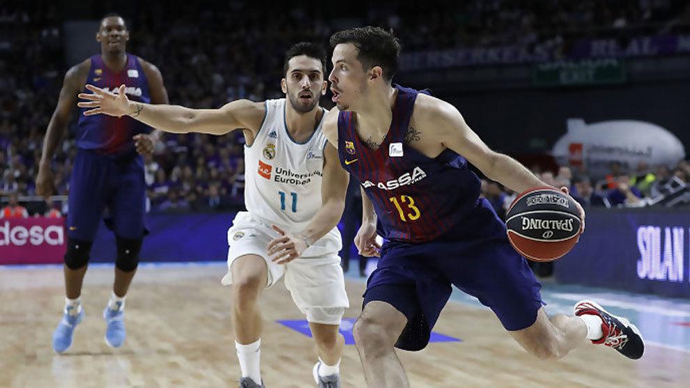 Barcelona e fiton derbin ndaj Realit edhe në basketboll