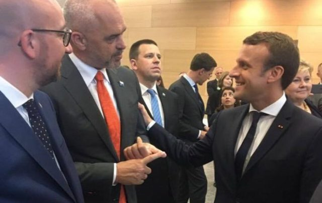 Kryeministri maqedonas viziton Shqipërinë