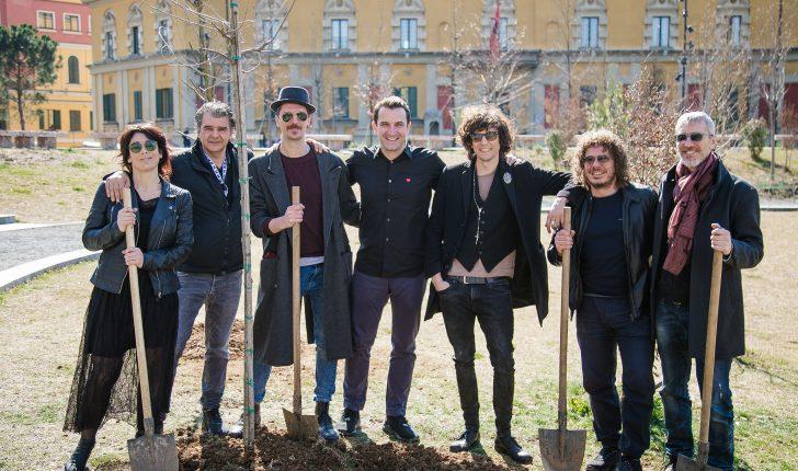 Përfaqësoi Italinë në Eurovision, kthehet në Shqipëri për koncert