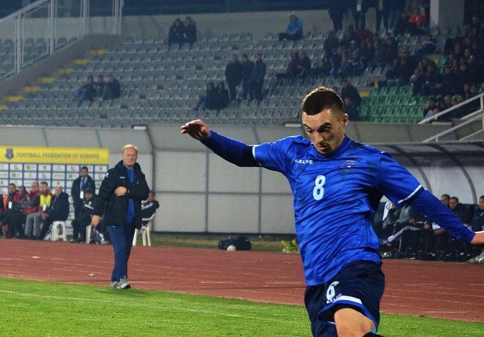Kosova fton edhe Florent Hasanin