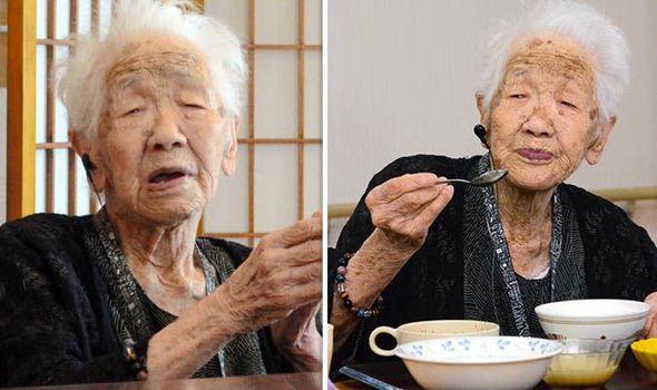 Japonezja personi më i moshuar në botë, sekreti i jetëgjatësisë së japonezëve