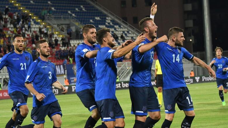 Kjo është përbërja e Kosovës kundër Danimarkës dhe Bullgarisë