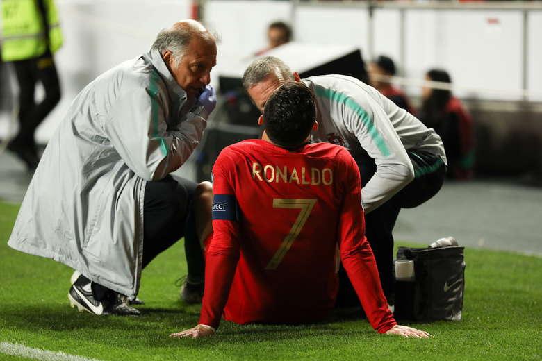 Serbia barazon me Portugalinë, Ronaldo flet për lëndimin