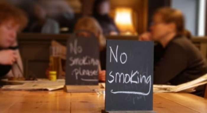 25 vite nga ndalimi i duhanit në vendin e punës në Amerikë