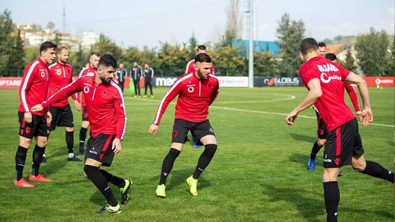 """Sot sfida Shqipëri-Turqi, kualifikuese për """"Euro 2020"""""""