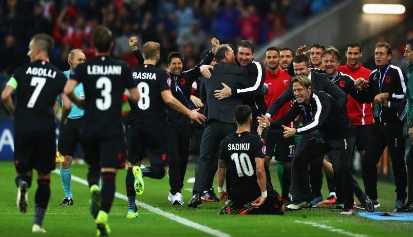 Ky mund të jetë trajneri i ri i Shqipërisë