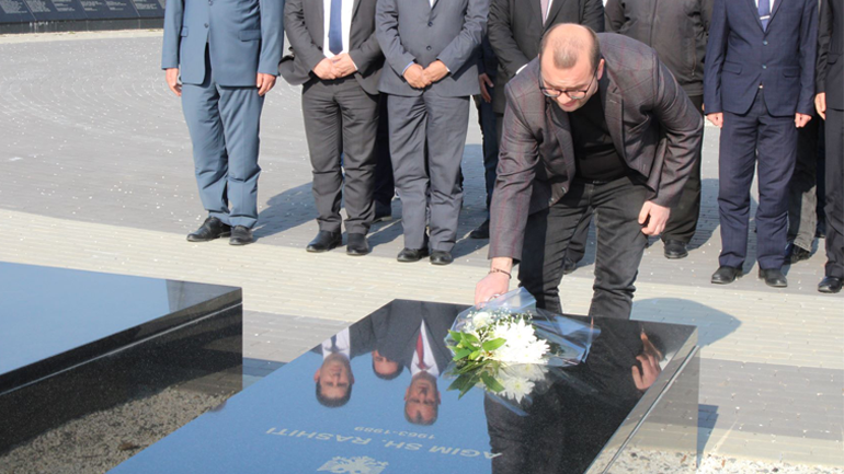 Agim Rashiti bëri realitet idealin dhe kauzën kombëtare në rrugën e lirisë së Kosovës