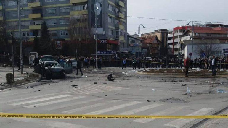 Hasani: I tronditur nga aksidenti i rëndë në Gjilan