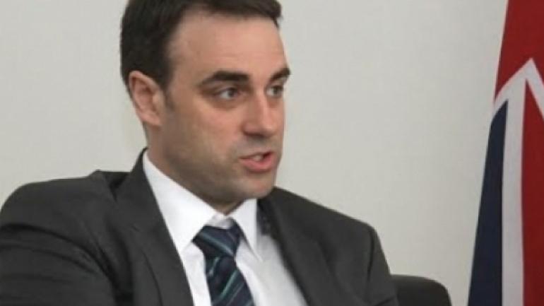 Ambasadori britanik shpreh ngushëllime për të prekurit nga aksidenti tragjik në Gjilan