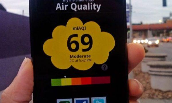 Aplikacion mobil për monitorimin e cilësisë së ajrit, lansohet sot