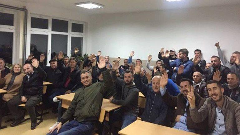 U zgjodhën këshillat e ri të fshatrave në Ballancë dhe Zhiti