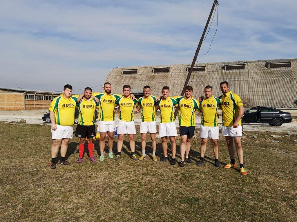 Ragbi në Kosovë po zhvillohet me hapa të shpejtë