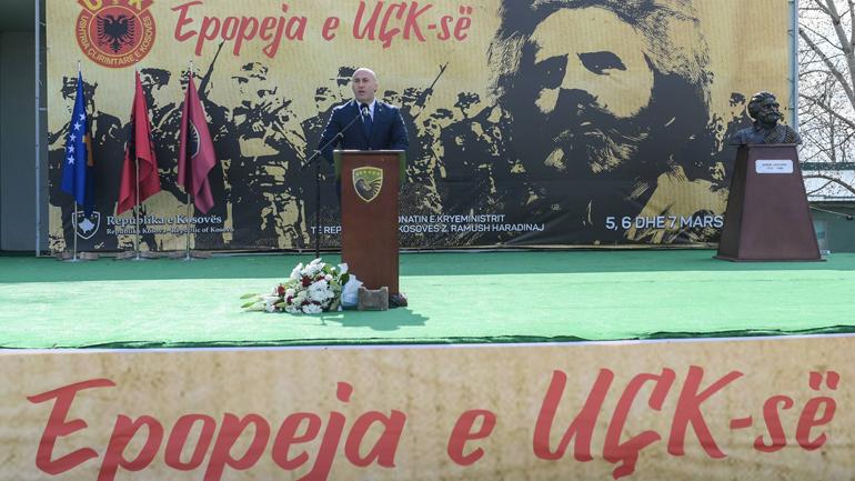 Haradinaj:  Vetëm një popull që është i gatshëm ta mbrojë lirinë me çmimin e jetës, e ka të ardhmen e sigurt