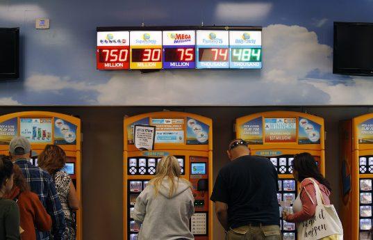 Fitohet lotaria amerikane, personi merr 768 milionë dollarë!