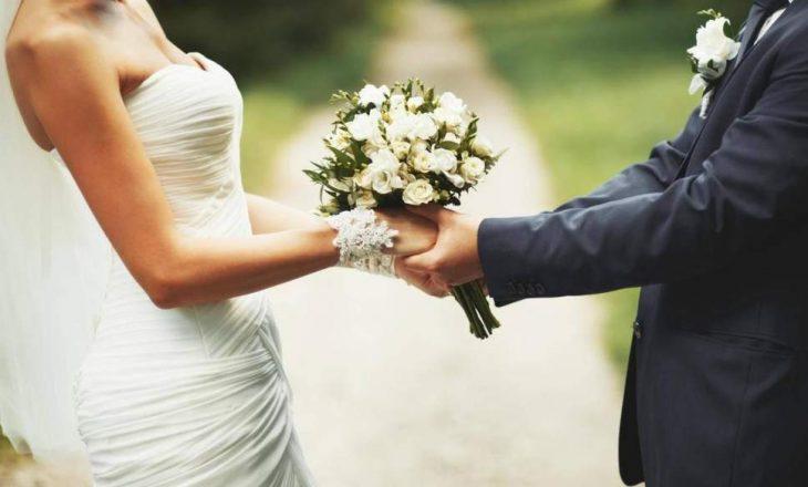 Martesa më e shkurtër ndonjëherë, zgjati vetëm tre minuta