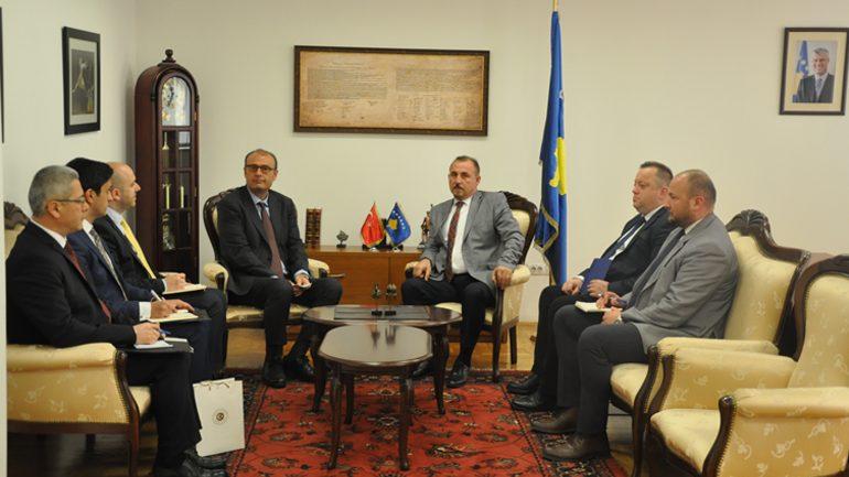 Republika e Kosovës dhe Turqisë partnerë në luftimin e krimit të organizuar