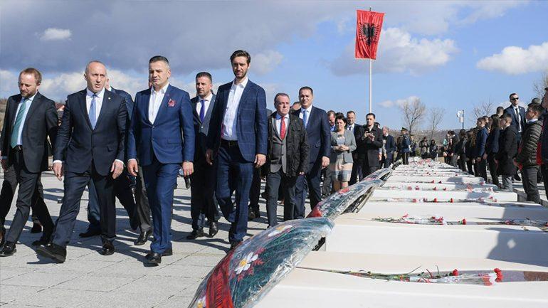 Haradinaj: Në Prekaz ka ndodhur kthesa, falë së cilës sot jemi të lirë