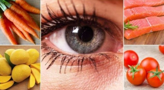Mungesa e Vitaminës A dobëson shikimin