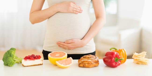 Ushqimet e duhura në shtatzani, kujdesuni për veten dhe fëmijën