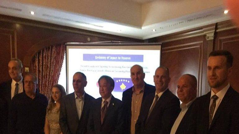 Shkolla e Stubllës përfituese e grantit prej 70 mijë eurosh nga qeveria japoneze