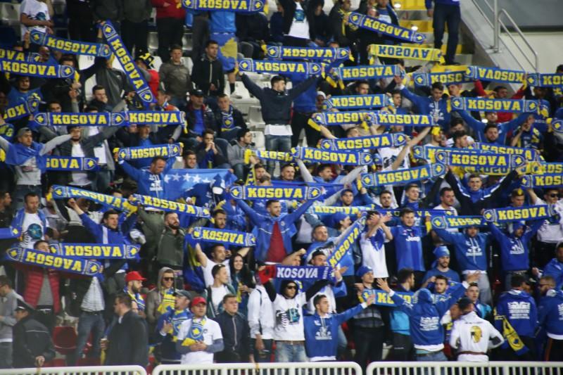 UEFA dënon Bullgarinë për sjelljet raciste të tifozëve ndaj Kosovës